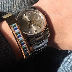 Jewelry - Beaded Bangle